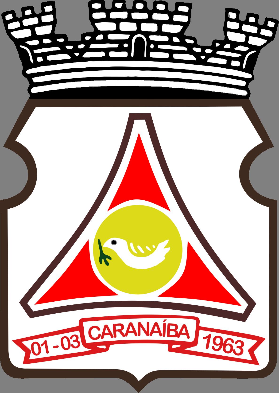 5d8edc54a BRASÃO OFICIAL DO MUNICÍPIO DE CARANAÍBA